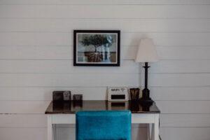 Desk Area - The Suite Place on Main